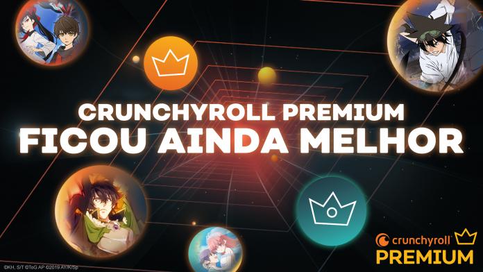 novos planos crunchyroll