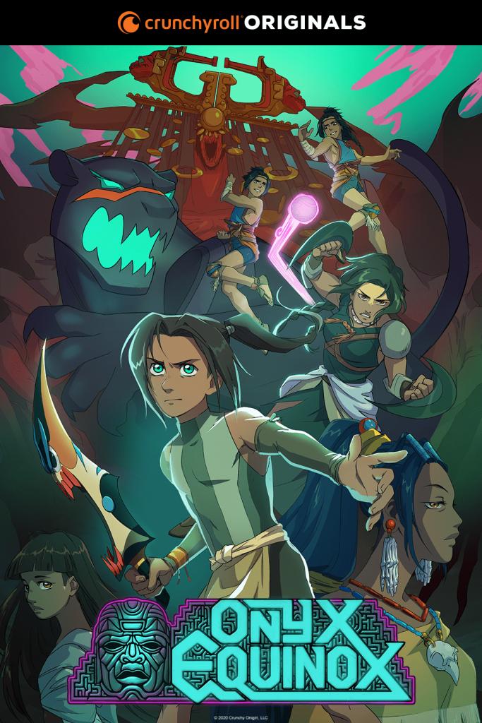 Poster de Onyx Equinox