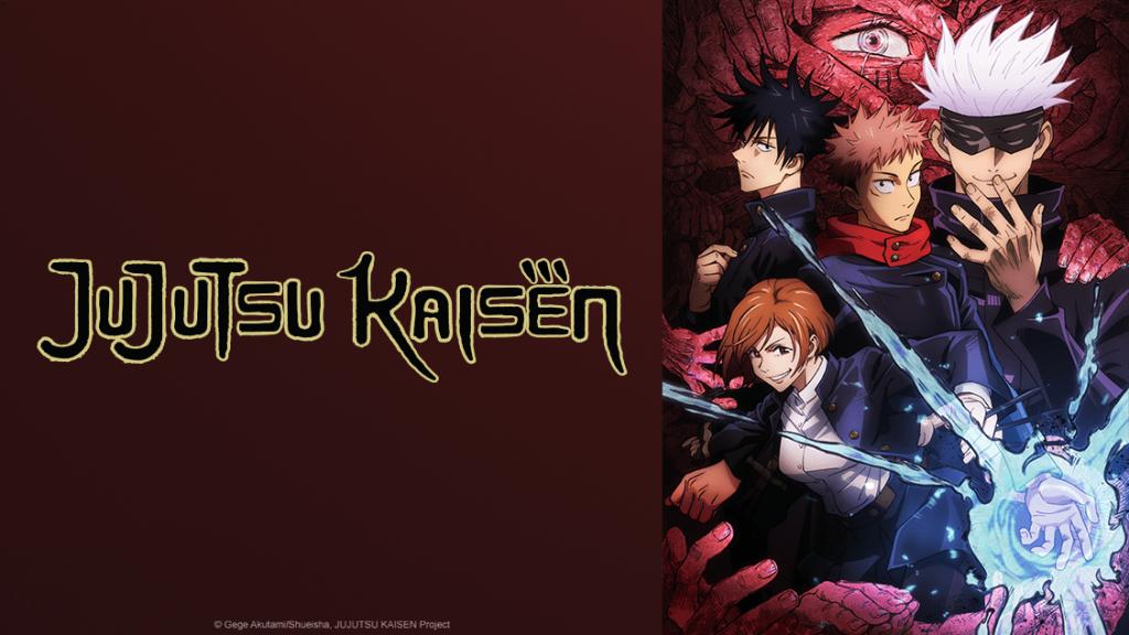 Jujutsu Kaisen será um dos animes dublados da Crunchyroll