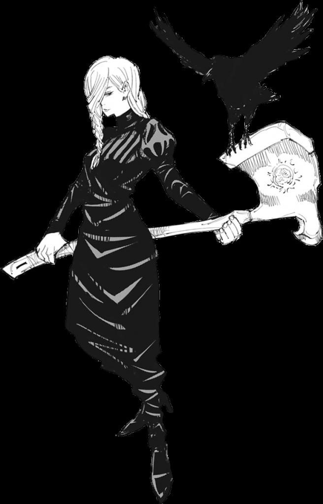 Personagem de Jujutsu Kaisen, Mei Mei