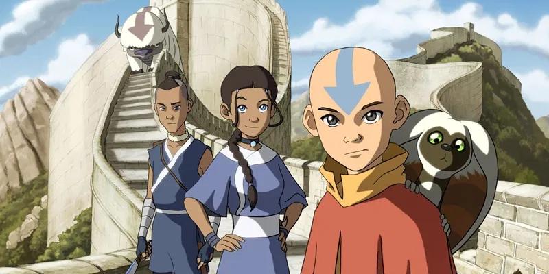 Nova série de Avatar: A Lenda de Aang