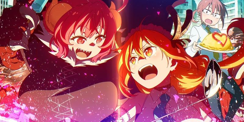 Miss Kobayashi's Dragon Maid: 2ª temporada tem data de estreia