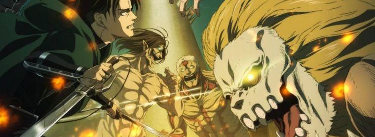 Segunda parte da última temporada de Attack on Titan ganha previsão de estreia para janeiro de 2022