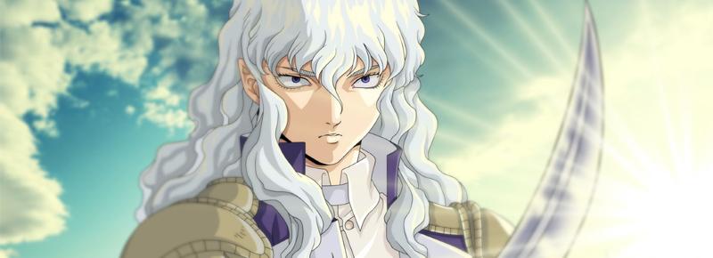 Griffith 7 vilões mais cruéis dos animes